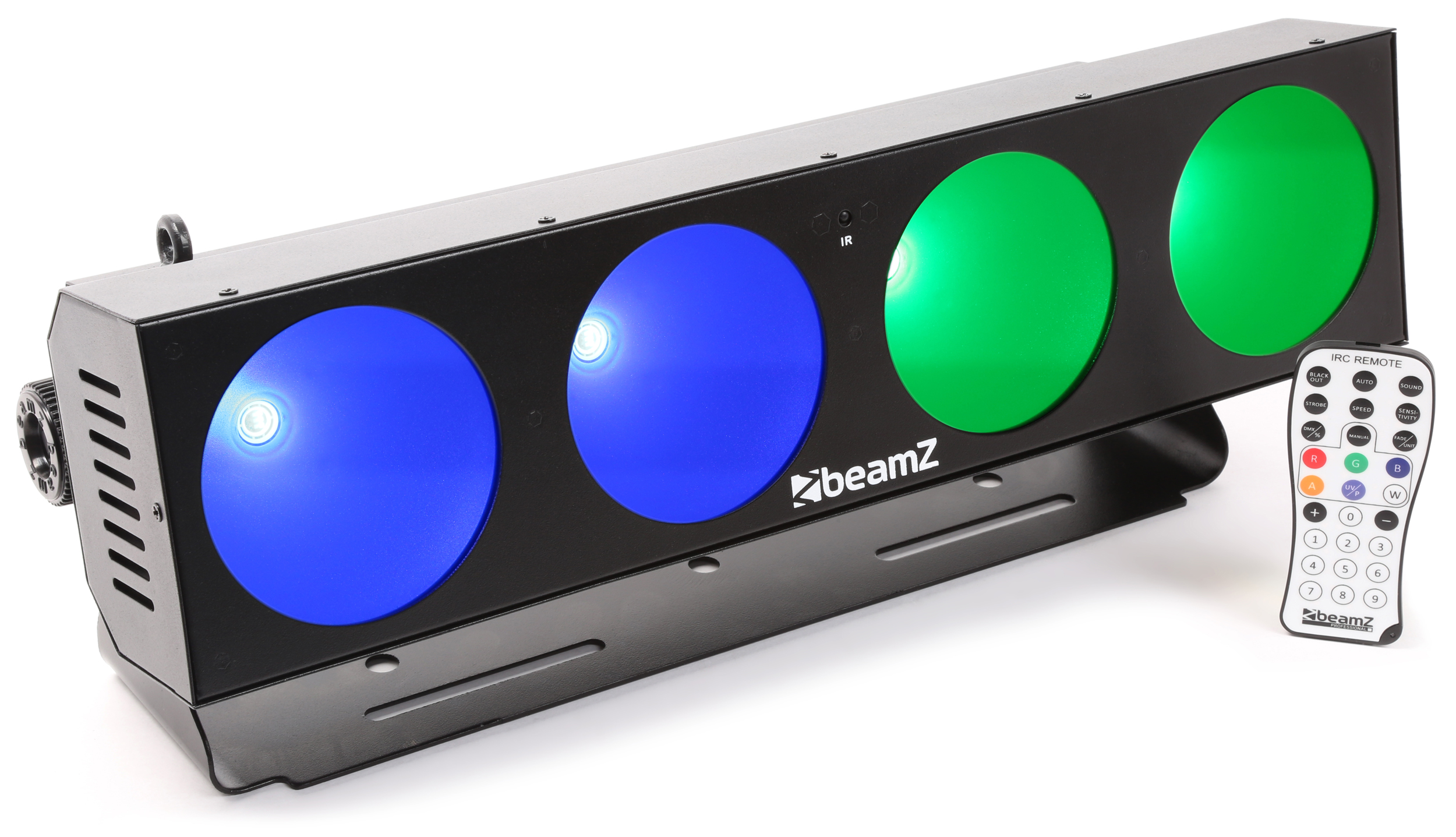 BeamZ LED BAR 4x10W COB LED, IR, DMX