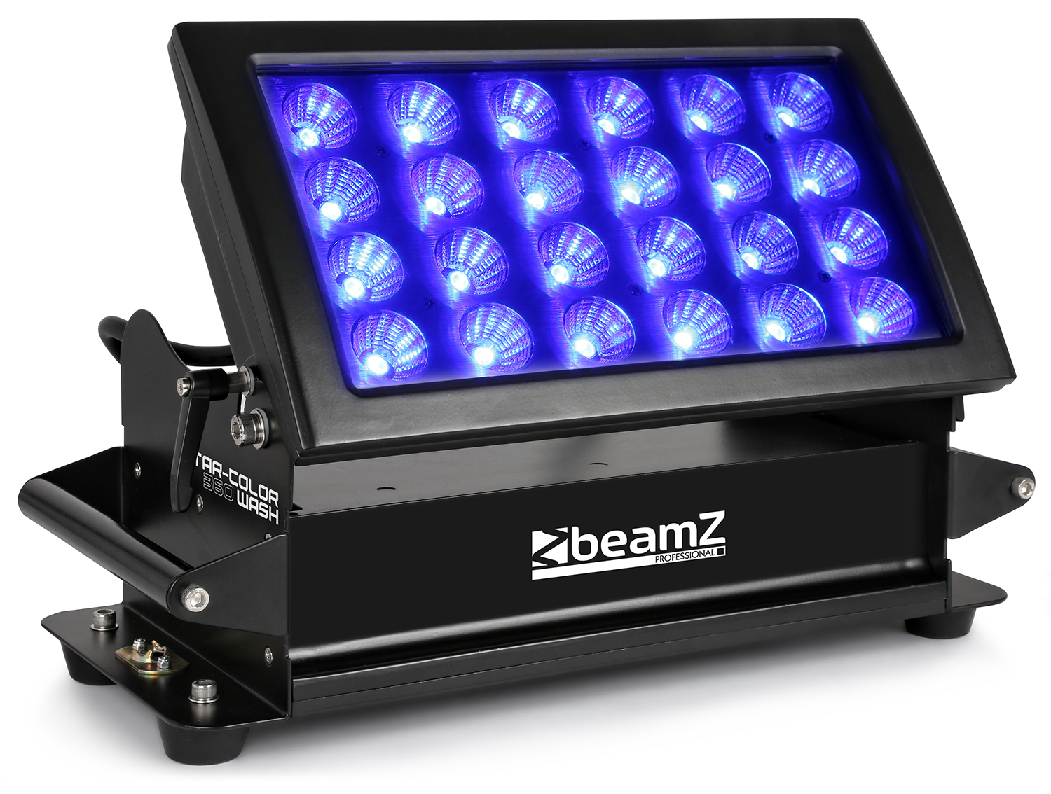 BeamZ Professional Star-Color 360 Wash Light, 24x15W HCL LED, DMX,