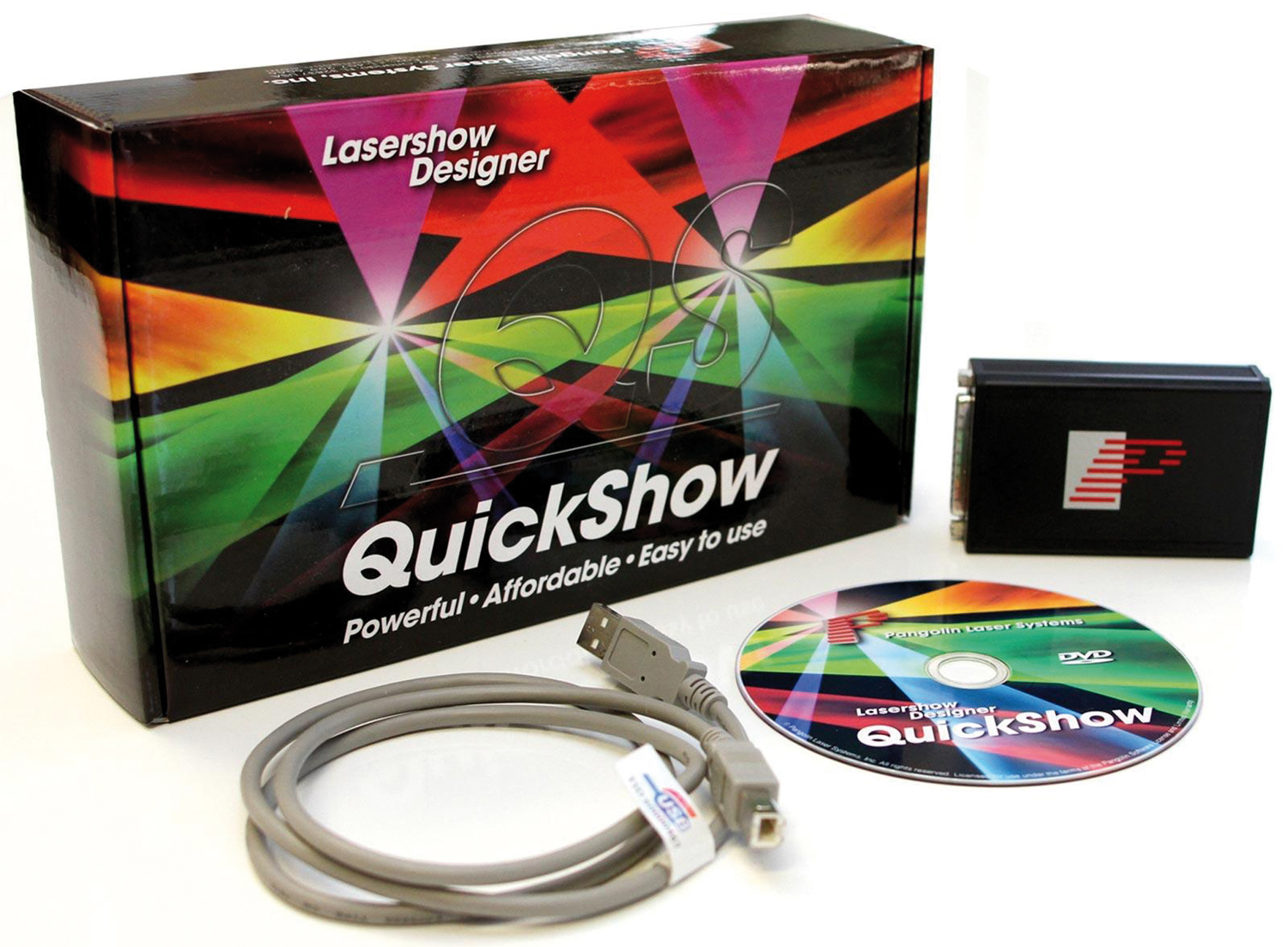 BeamZ Professional Pangolin Quickshow / Flashback 3