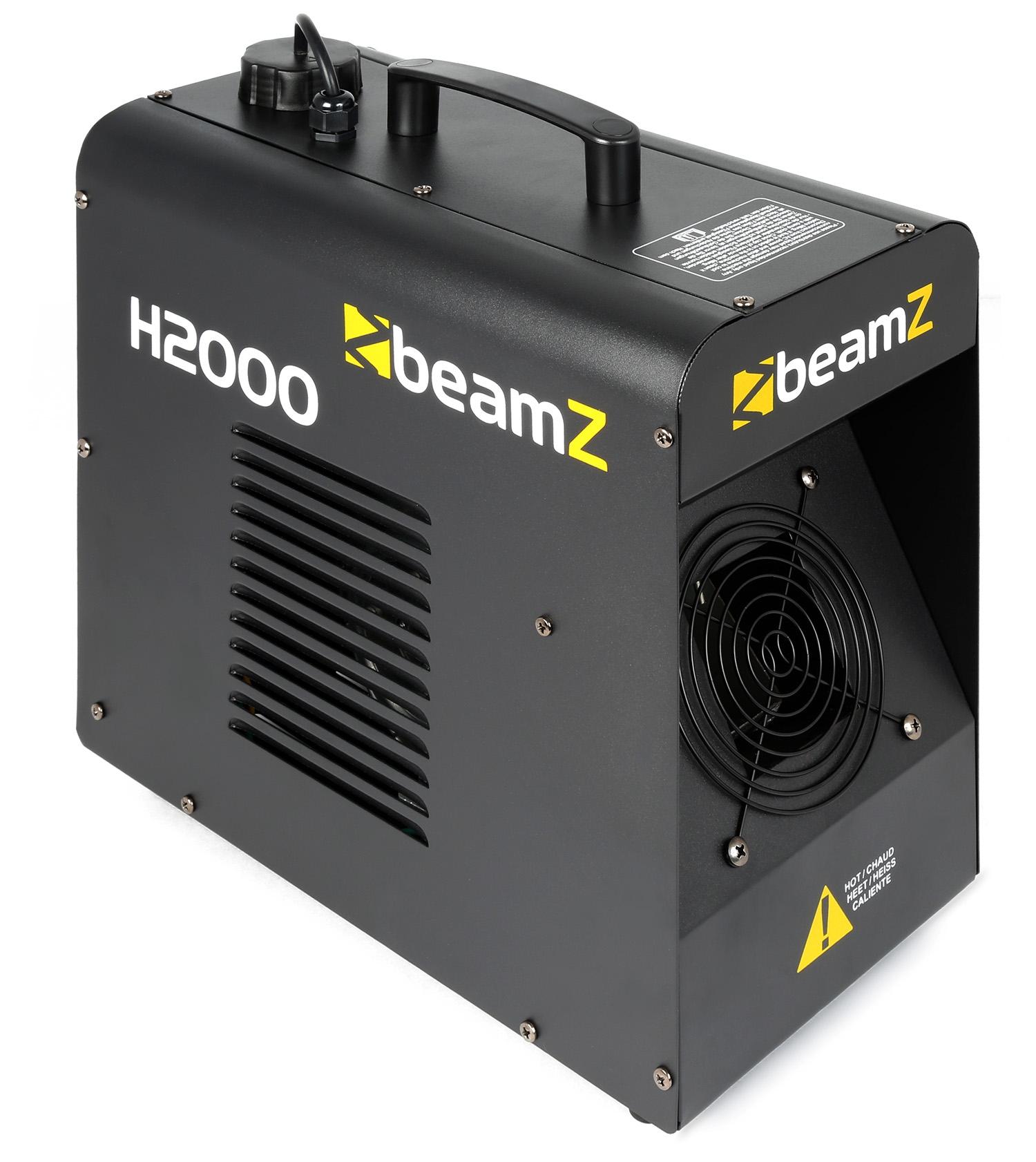 BeamZ Hazer H2000 DMX