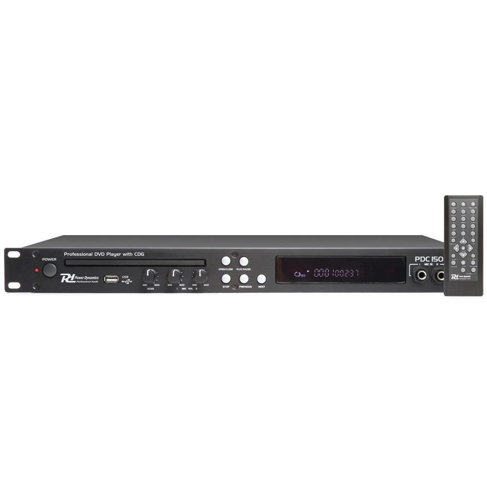 Power Dynamics PDC-150 DVD/CD/USB s DO