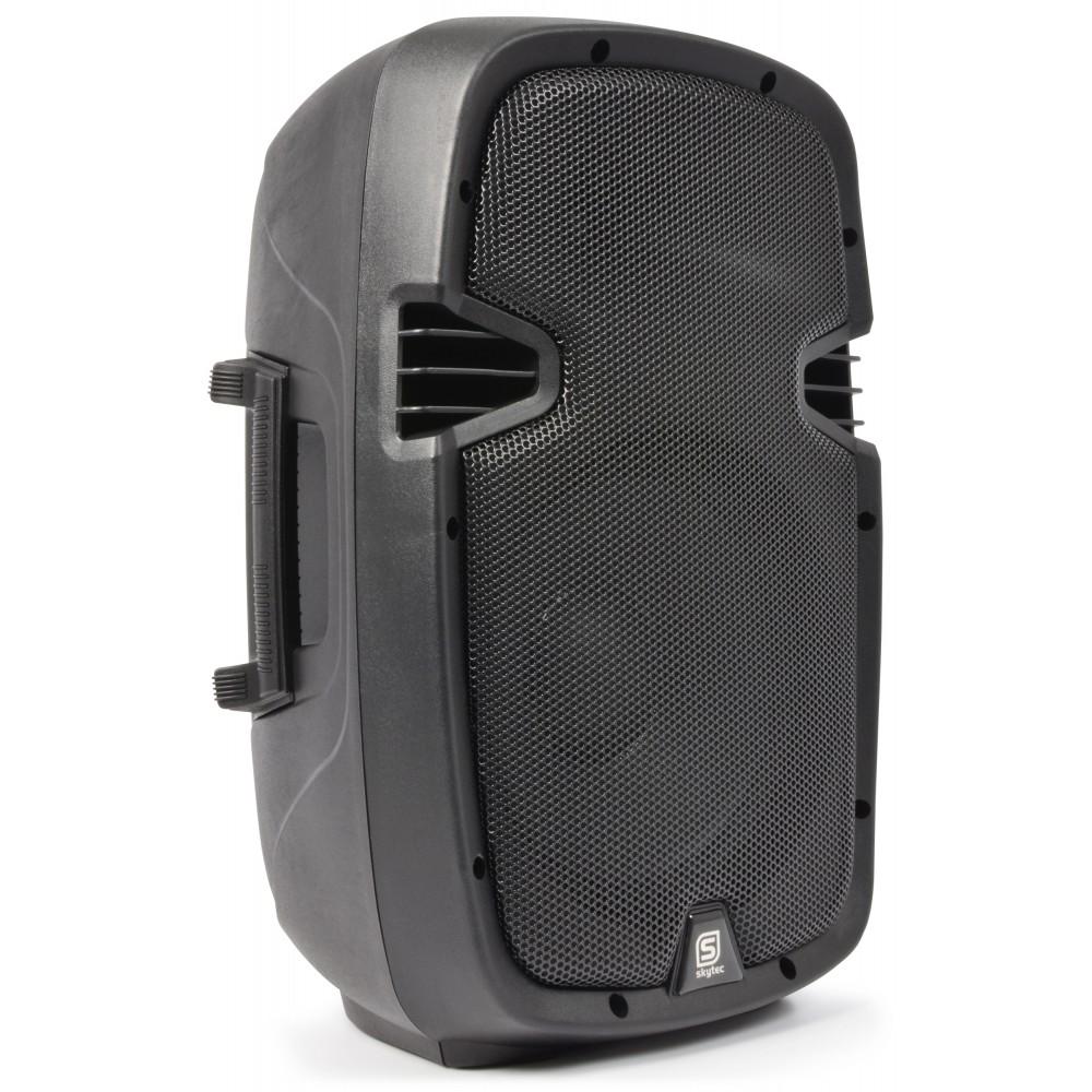 "Skytec SPJ-10, aktivní 10"" reprobox MP3-SD-USB-Bluetooth 100W"