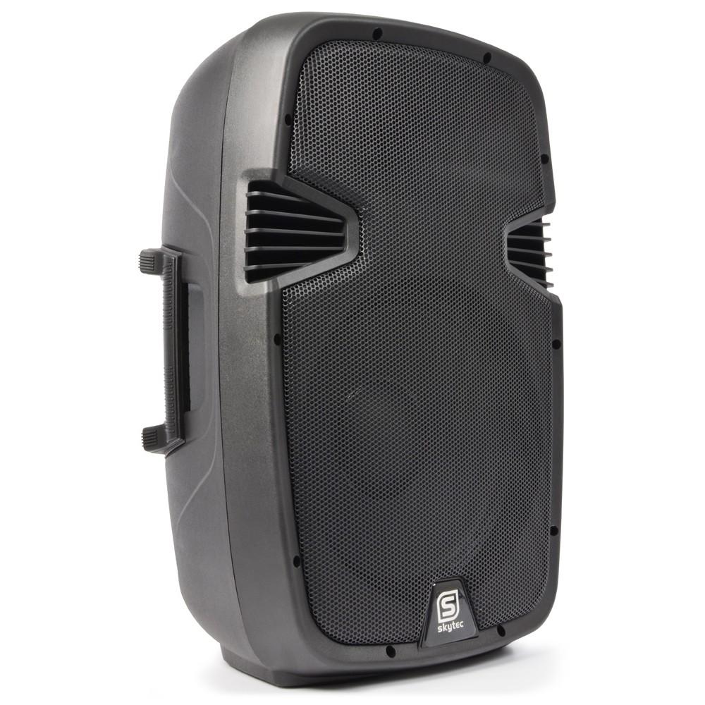 "Skytec SPJ-12, aktivní 12"" reprobox MP3-SD-USB-Bluetooth 300W"