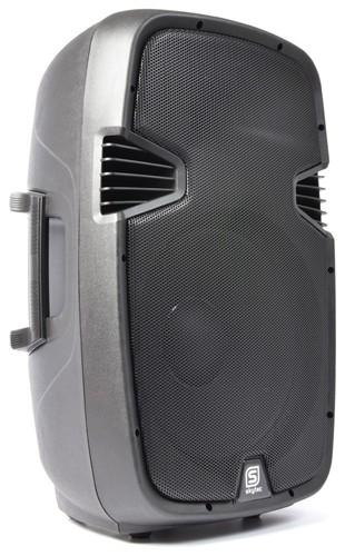 "Skytec SPJ-15, aktivní 15"" reprobox MP3-SD-USB-Bluetooth 400W"