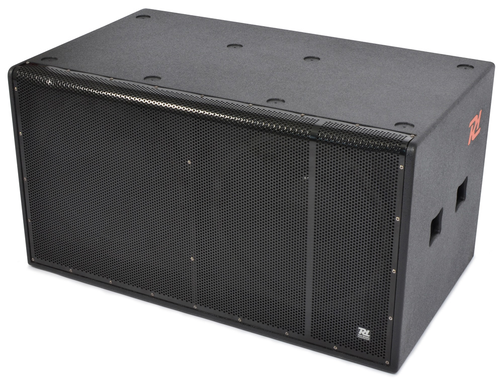 "Power Dynamics PD-3218S PA Subwoofer 2x 18"" 2000W"